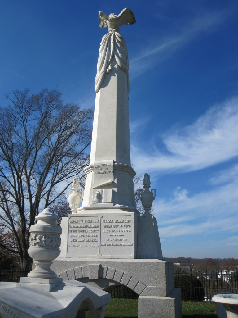 Andrew Johnson gravesite