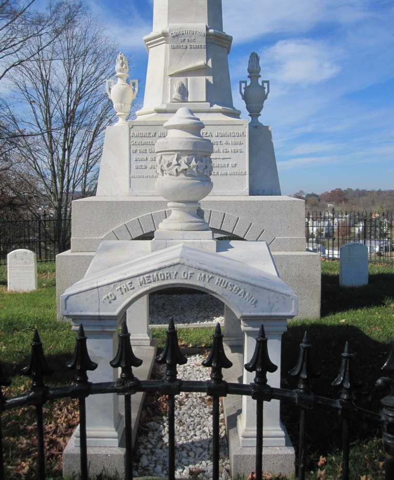Andrew Johnson grave