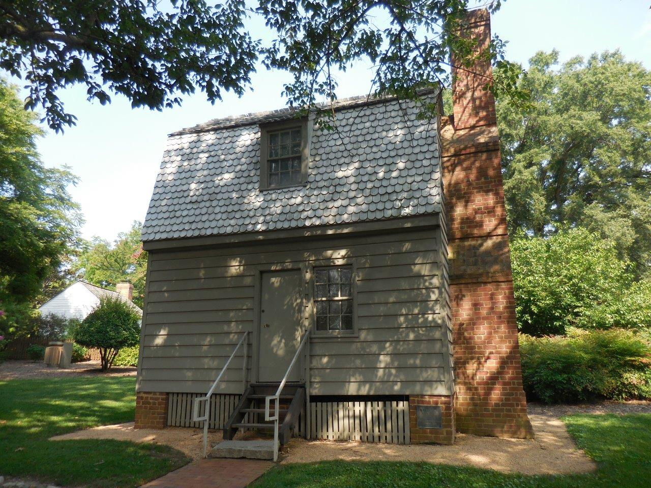 Andrew Johnson birthplace house