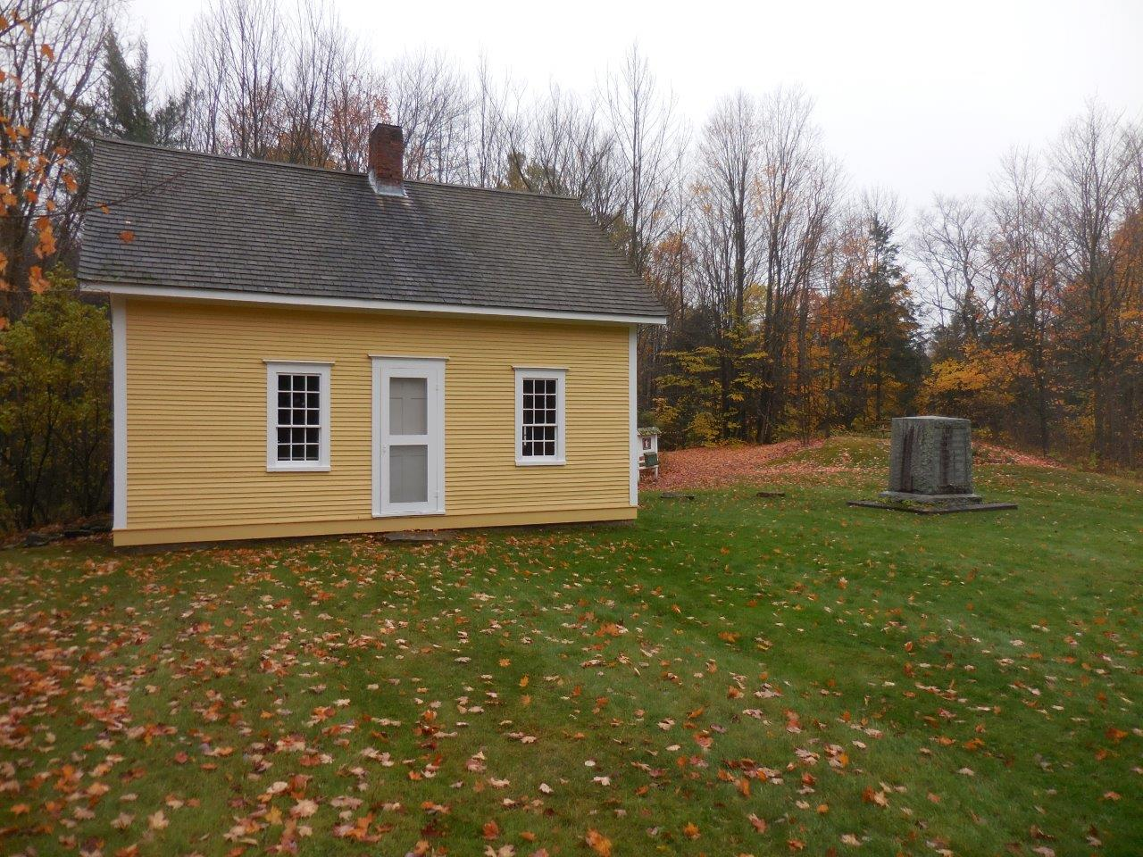 photo of Chester Arthur's birthplace historic site