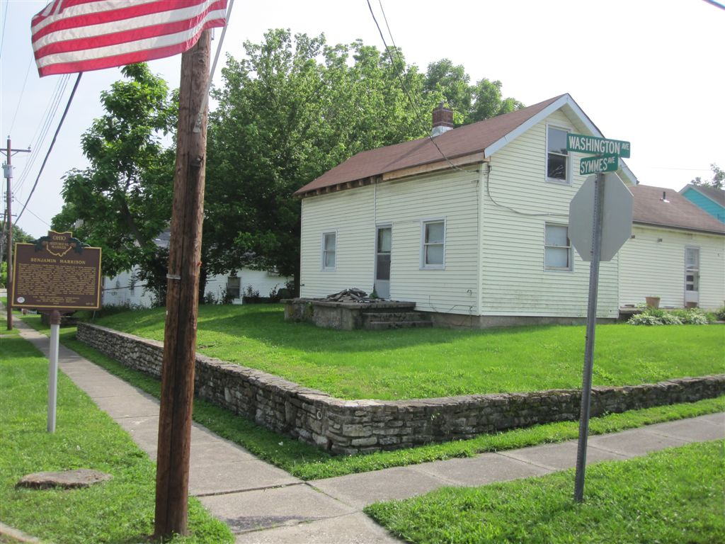 Benjamin Harrison birthplace