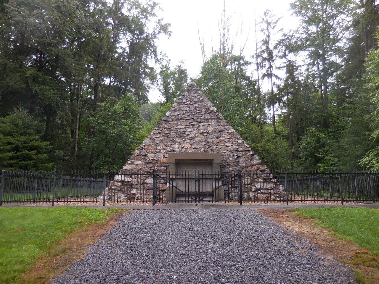photo of James Buchanan's birth place