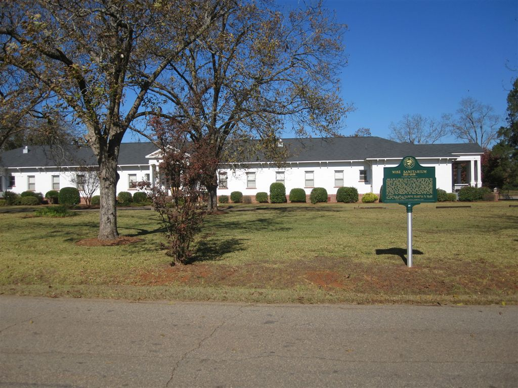 Photograph of Jimmy Carter's birthplace