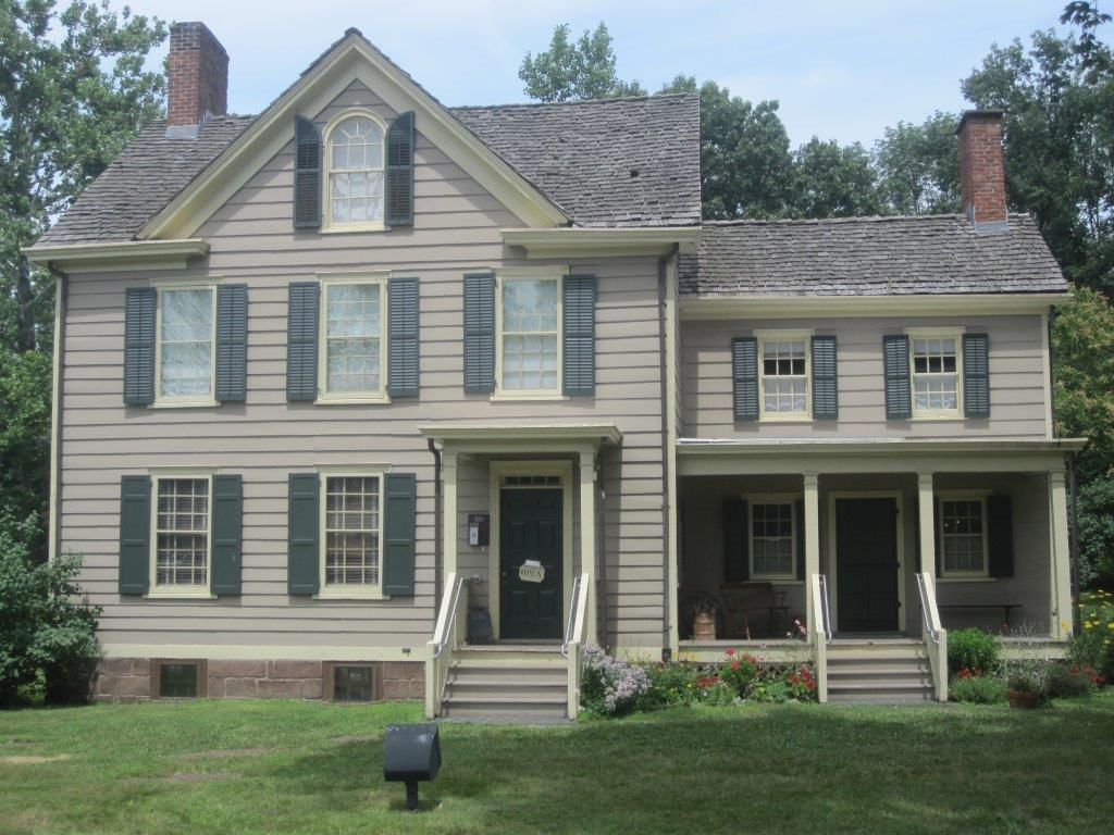 house in which Grover Cleveland was born