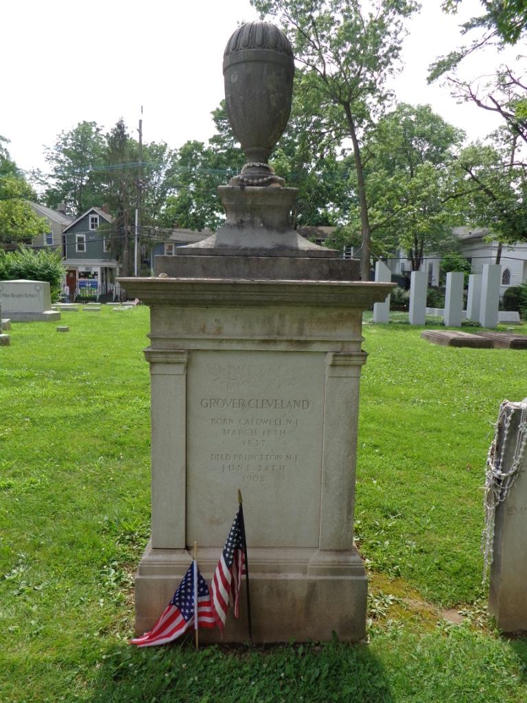 Grover Cleveland gravesite