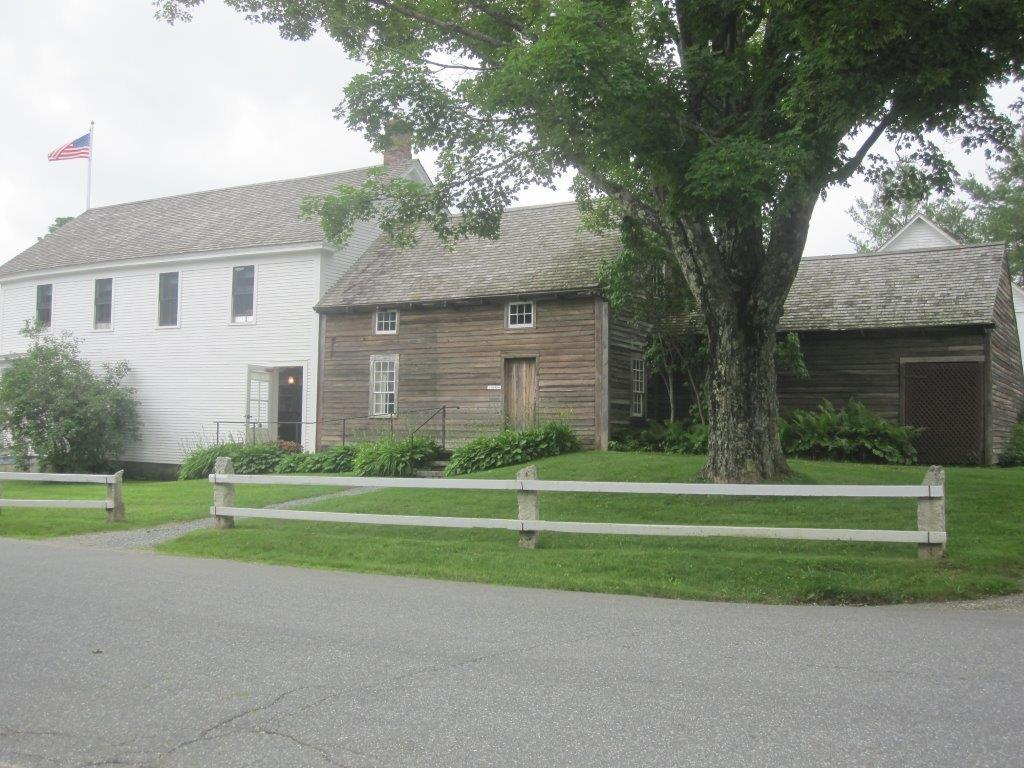 photo of Calvin Coolidge's birthplace