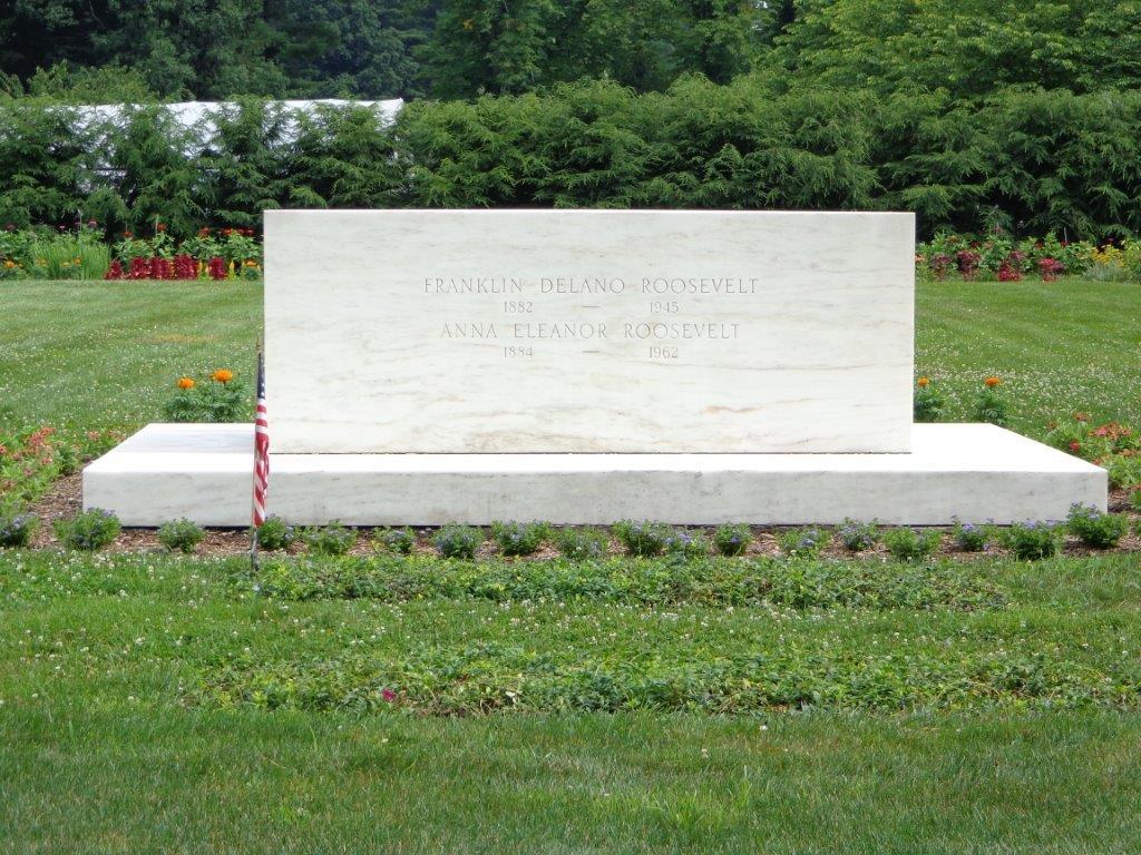FDR grave photo