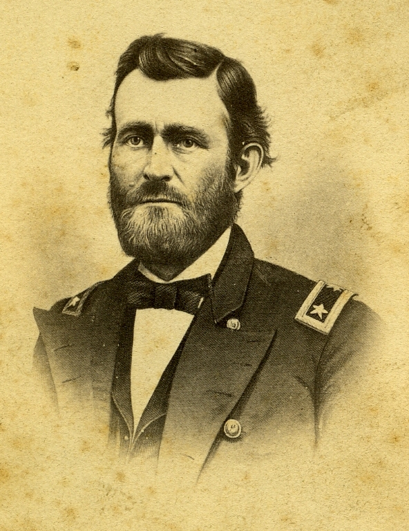 Ulysses S. Grant photo during the Civil War
