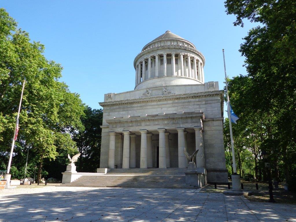Ulysses S. Grant gravesite exterior