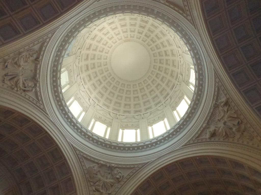 Ulysses S. Grant tomb interior