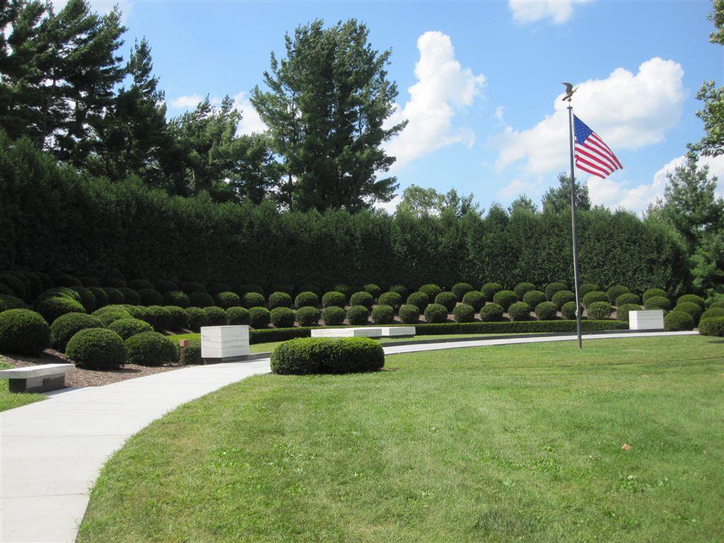 Herbert Hoover gravesite