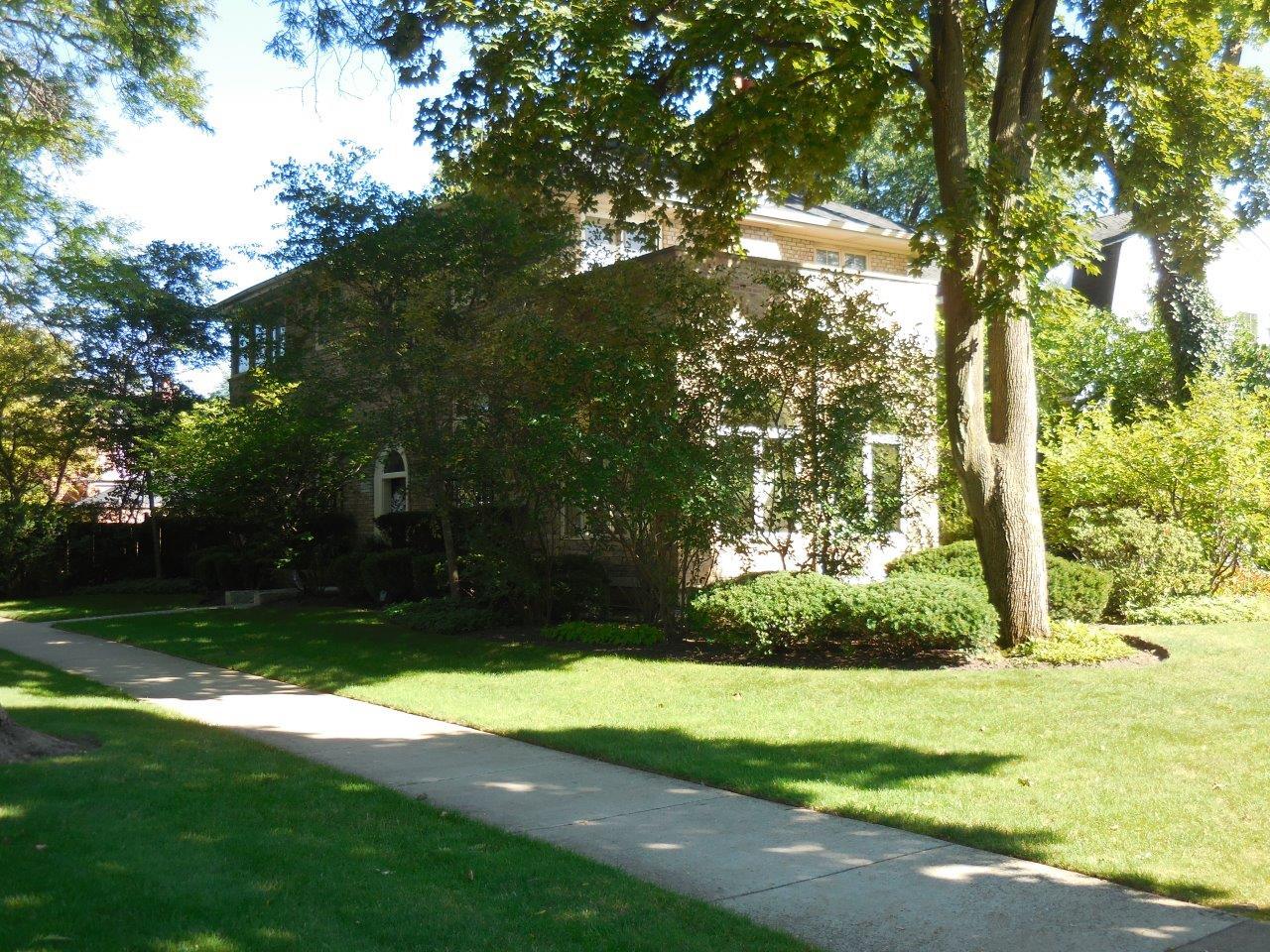 Hillary Rodham Clinton house in Park Ridge, Illinois