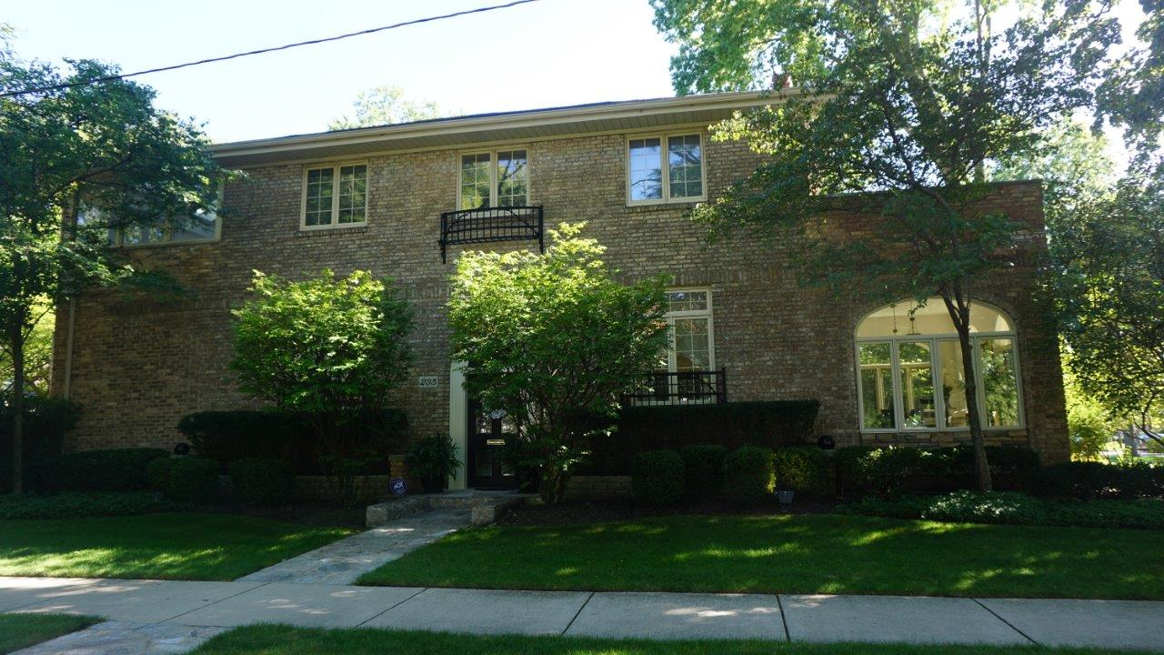 ... Hillary Rodham Clinton Home In Park Ridge, Illinois ...