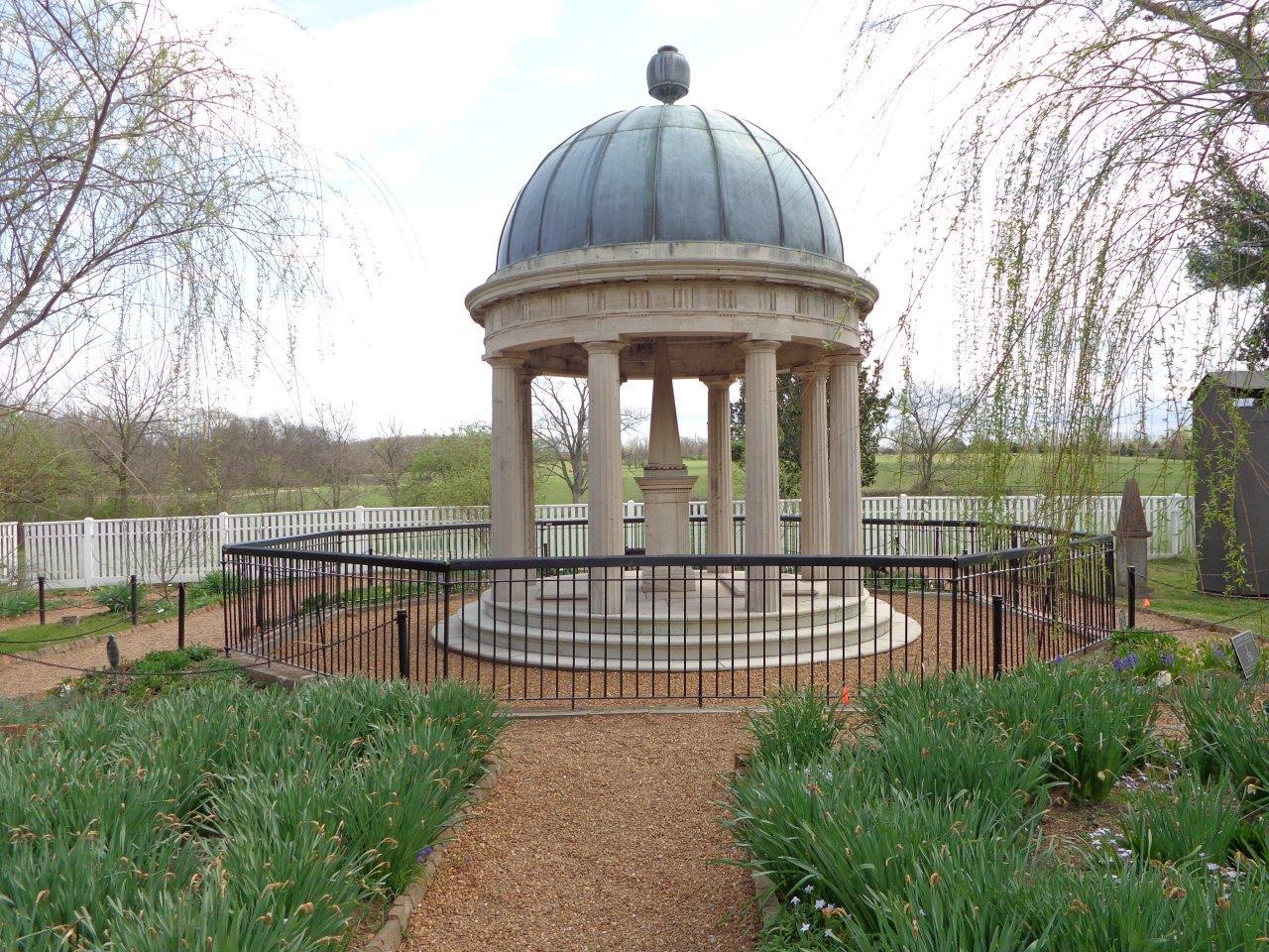 Andrew Jackson Gravesite ...