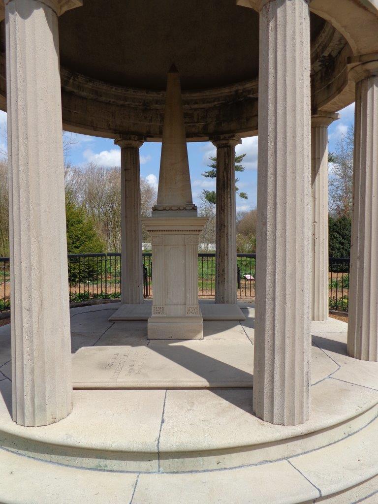 Andrew Jackson gravesite