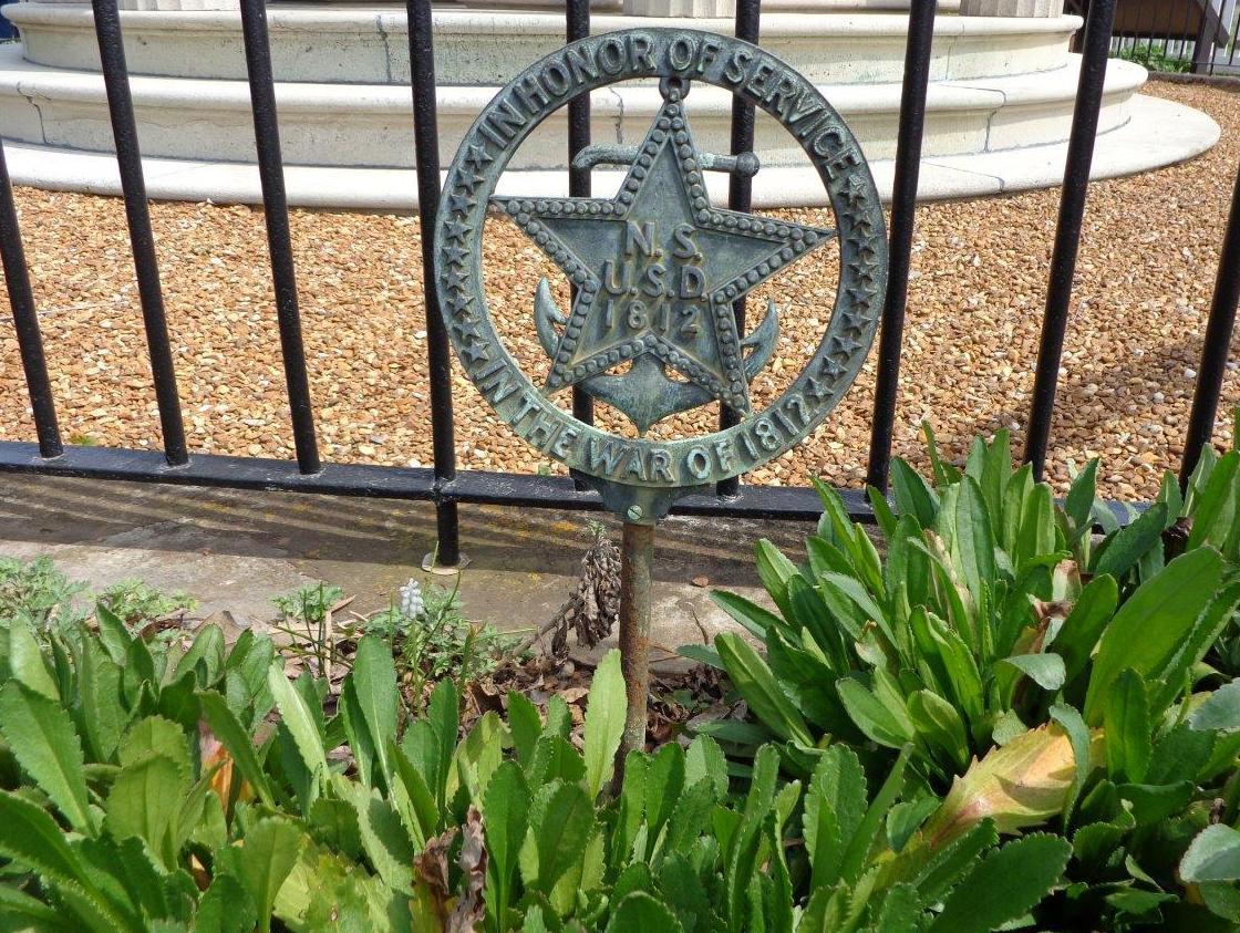 Andrew Jackson grave historical marker