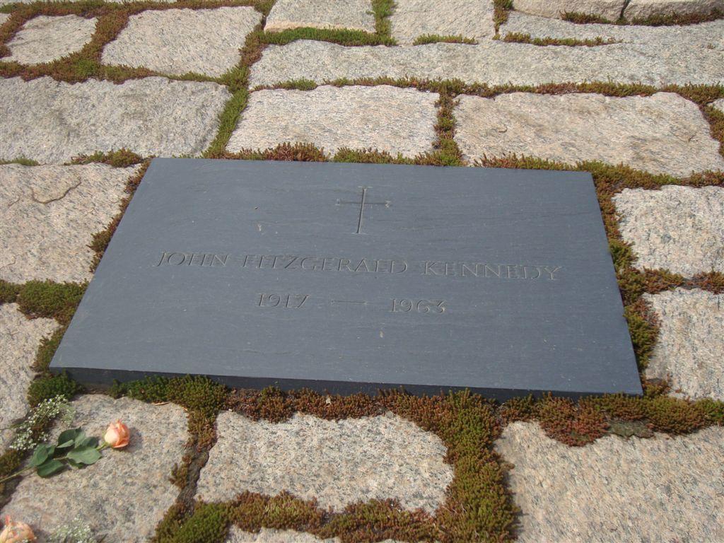 John F. Kennedy grave