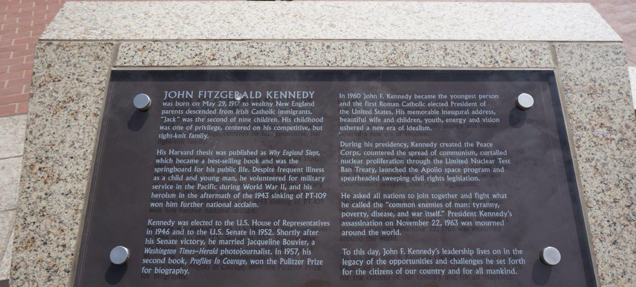 jfk memorial ft worth