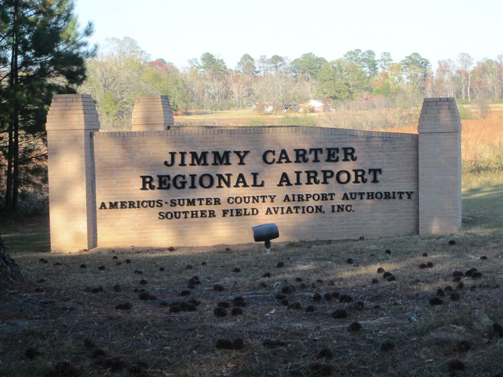 Jimmy Carter airport