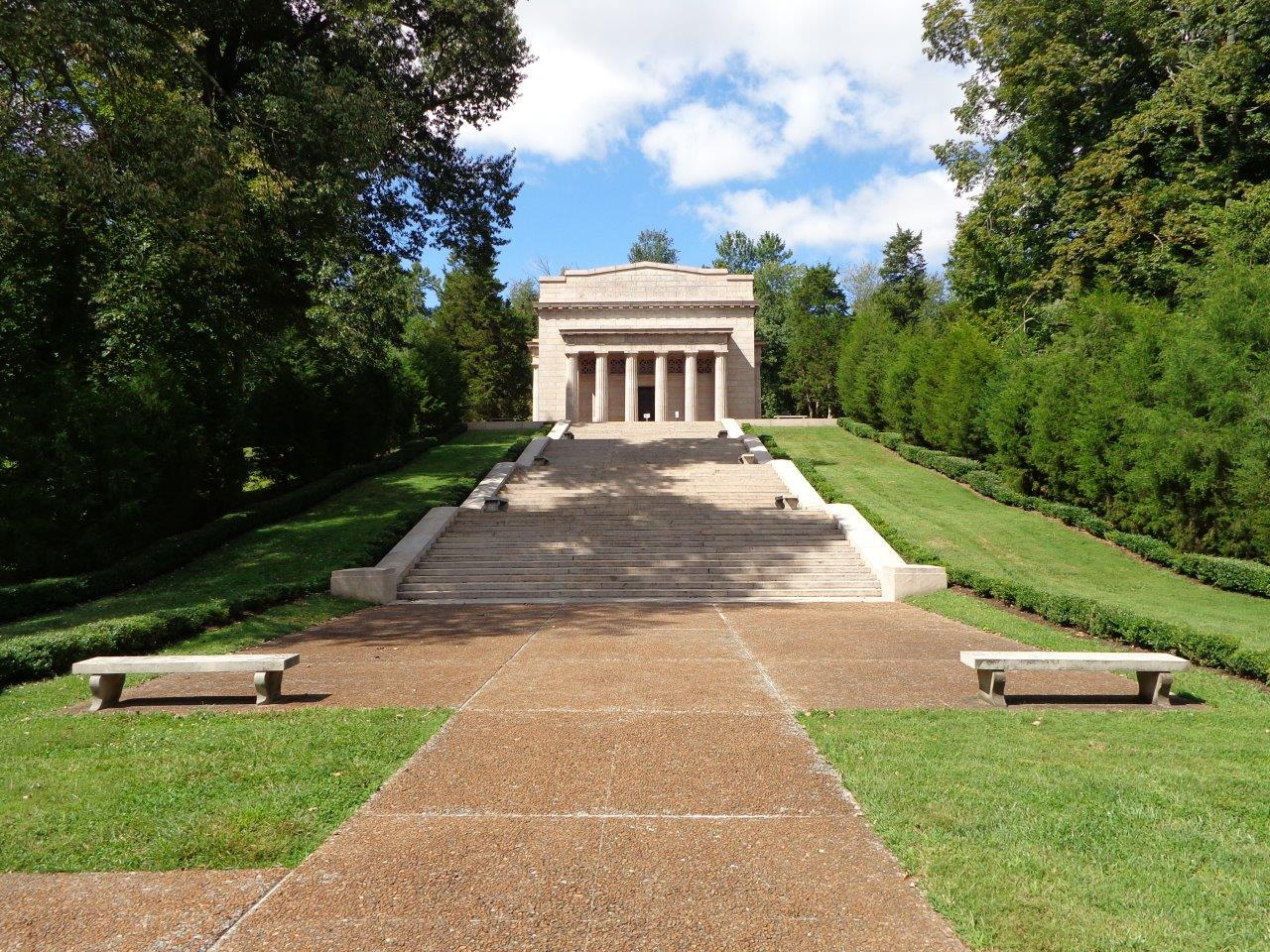 photo of Abraham Lincoln's birthplace