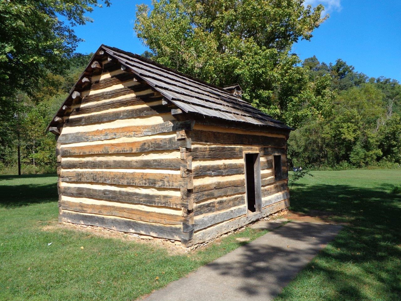 Abraham Lincoln boyhood home in Kentucky