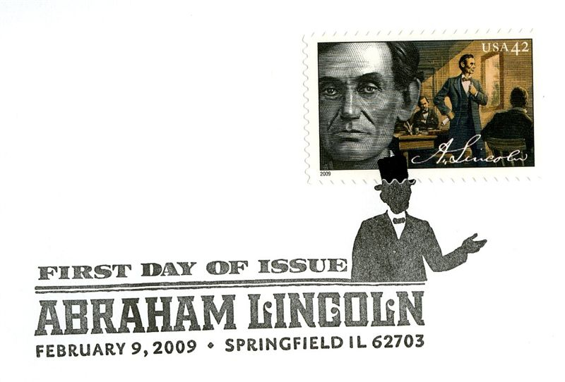 Lincoln Lawyer Stamp