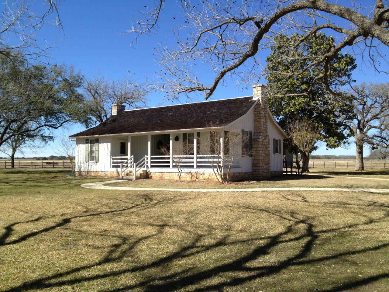 Lyndon Johnson birthplace