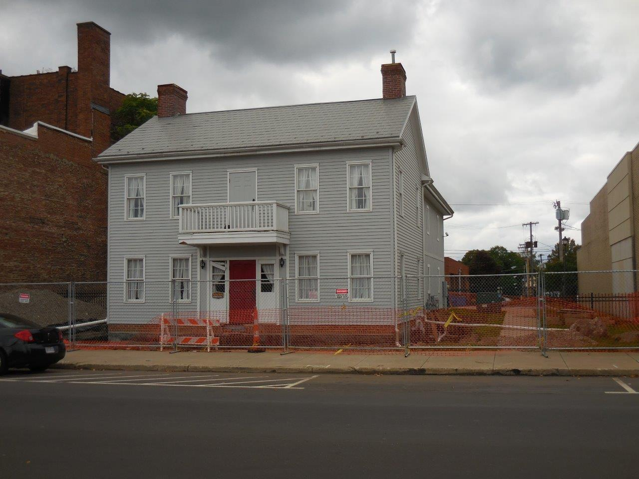 photo of William McKinley's birthplace