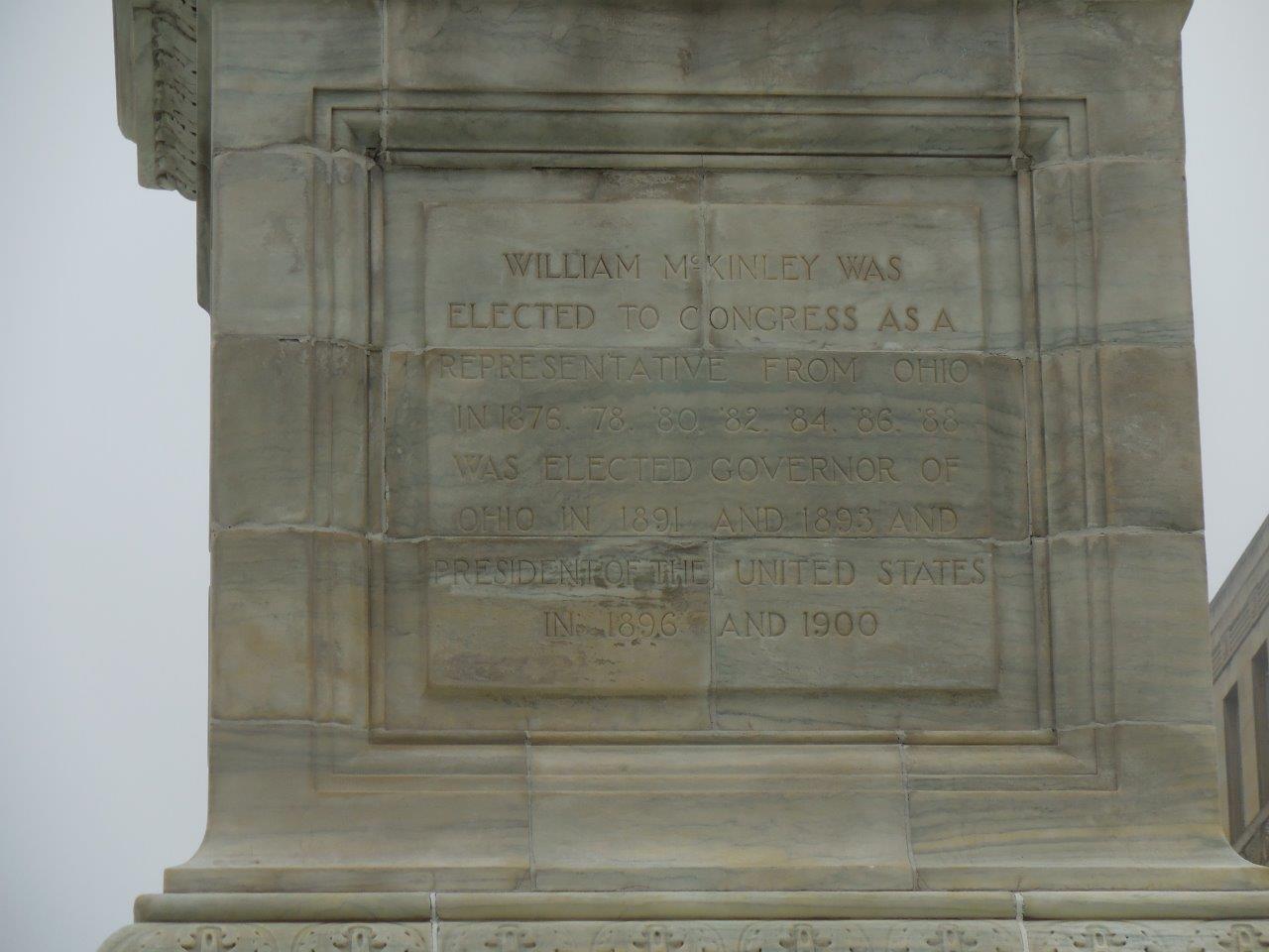 William McKinley memorial