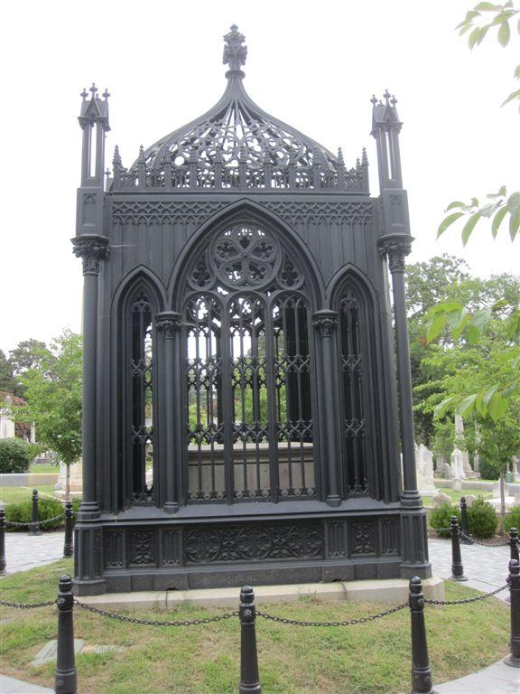James Monroe gravesite