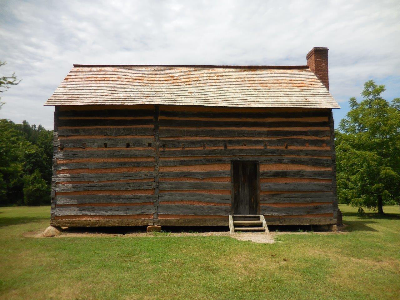James Polk birthplace - Mecklenburg County, North Carolina