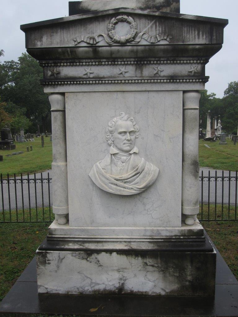 VP Richard Johnson grave