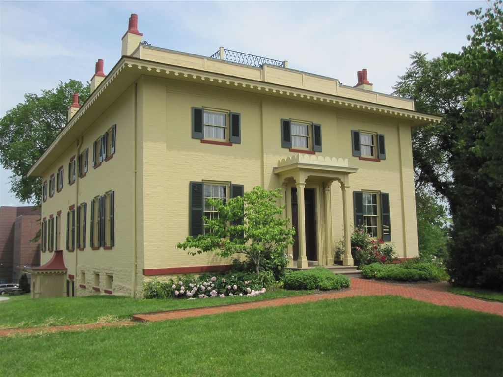 house where William Howard Taft was born