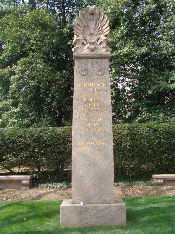 William Howard Taft gravesite