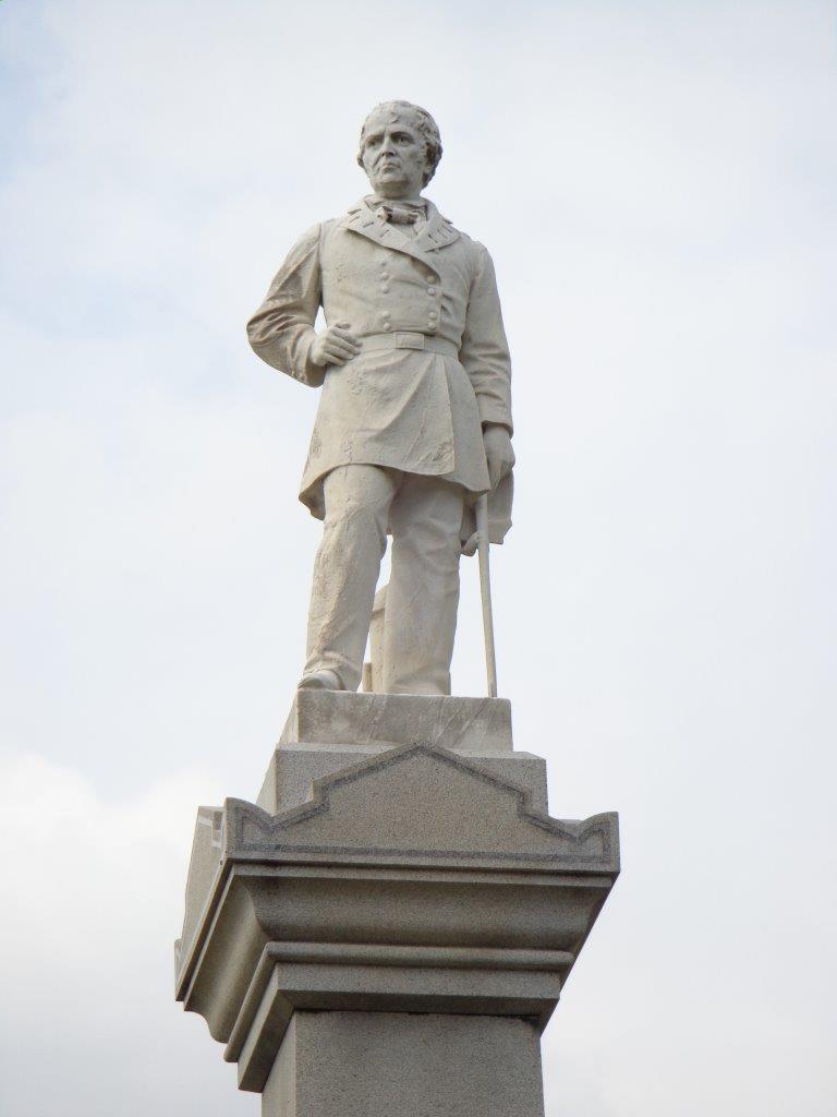 Zachary Taylor statue