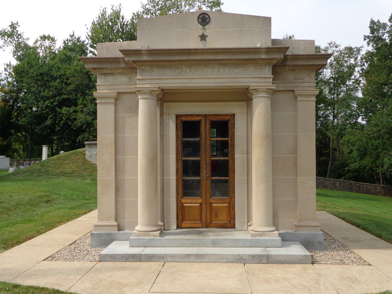 Zachary Taylor mausoleum