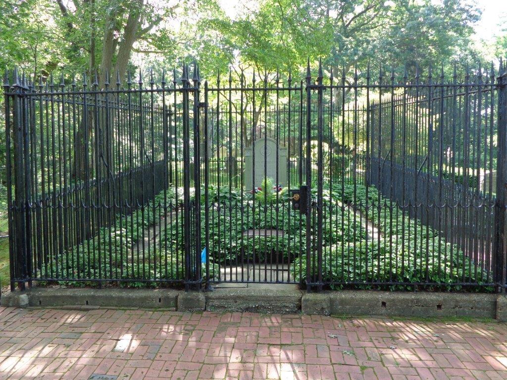 Theodore Roosevelt gravesite