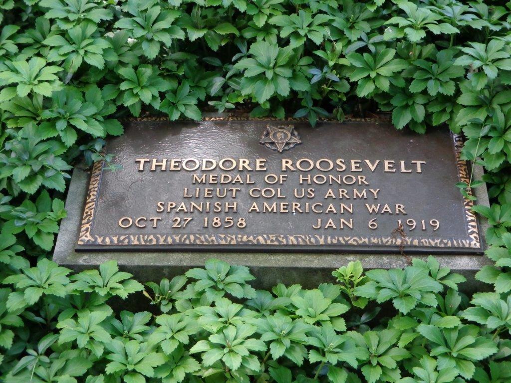 Teddy Roosevelt gravesite