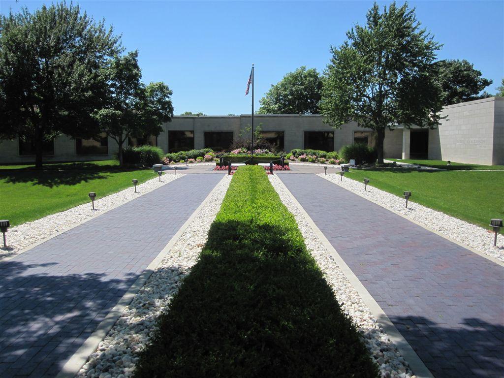 Harry Truman gravesite