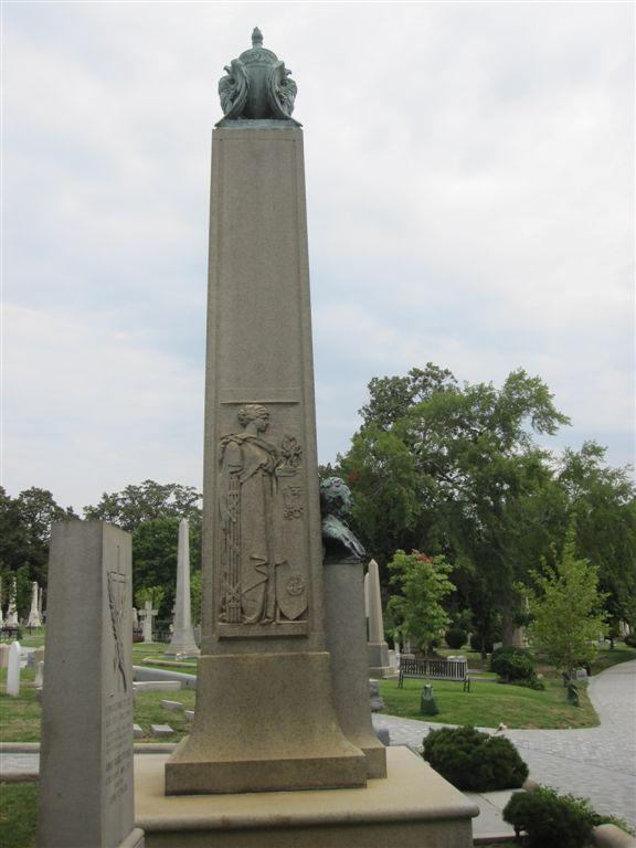 John Tyler gravesite