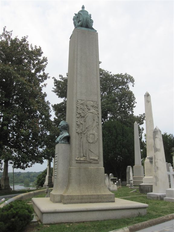 John Tyler tomb