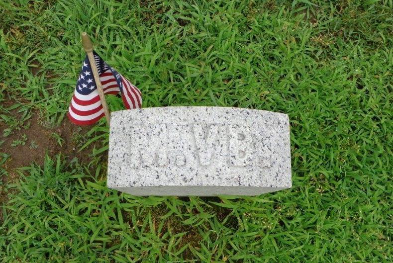 Martin Van Buren head stone
