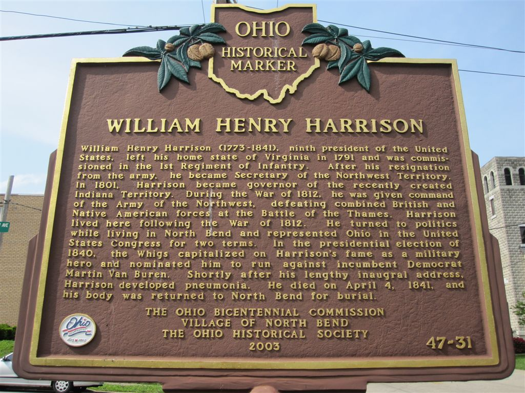 William Henry Harrison farm