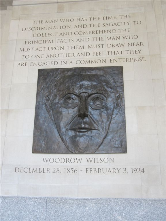 Woodrow Wilson image